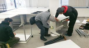 オフィス不用品回収